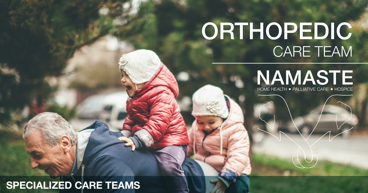 Specialized Care Team : Orthopedic