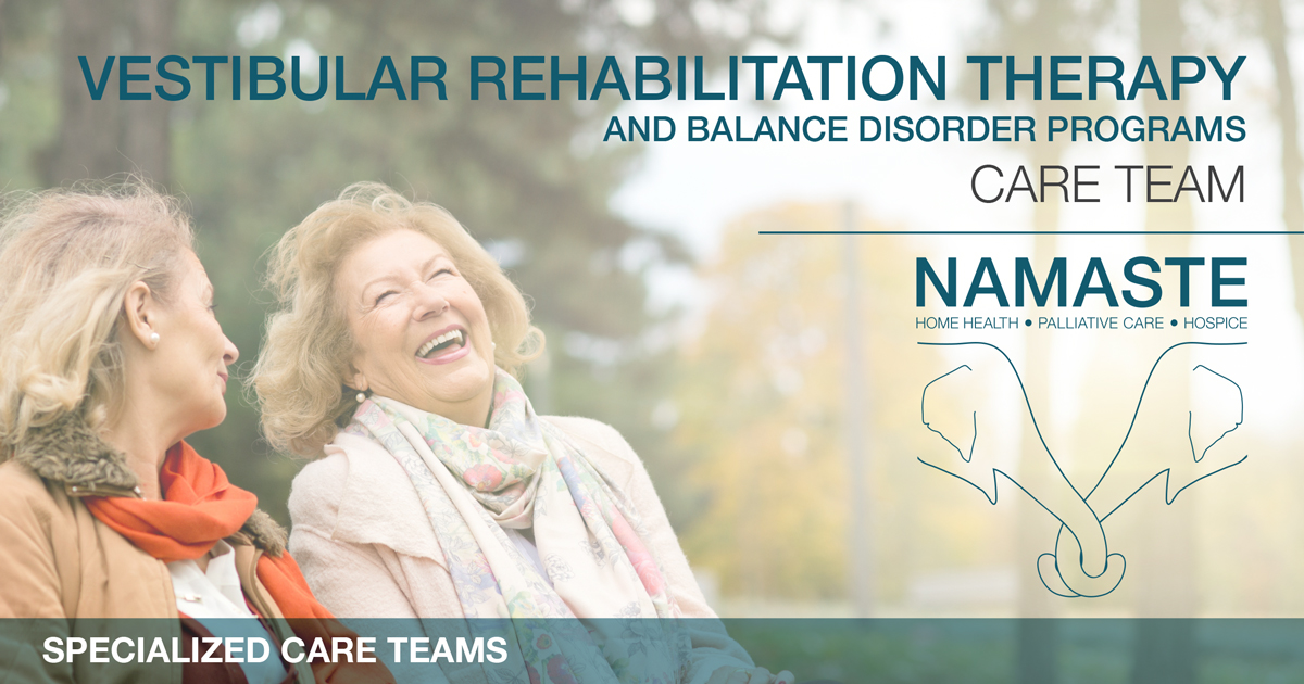 Specialized Care Team : Vestibular Rehabilitation Therapy – And Balance Disorder Programs